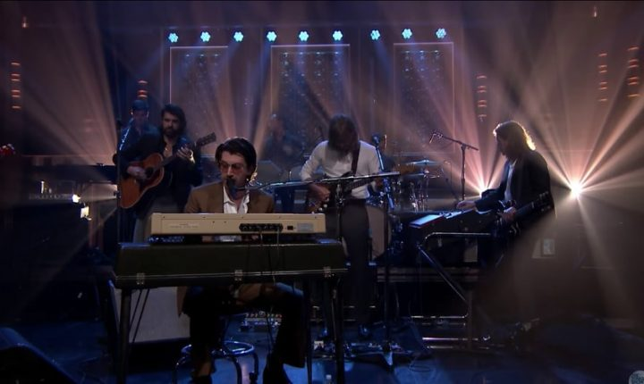 Arctic Monkeys Perform Smooth New Song 'Four Out of Five' on 'Fallon'