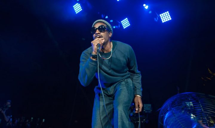 Hear Andre 3000 Pay Tribute to Late Mother With Two New Songs