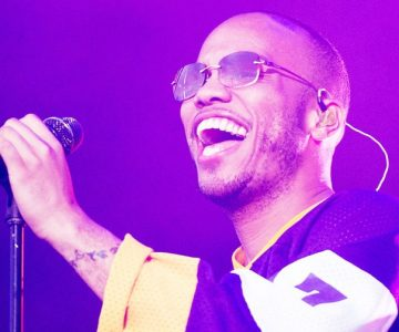 Hear Anderson Paak's New High-Speed Song 'Bubblin'