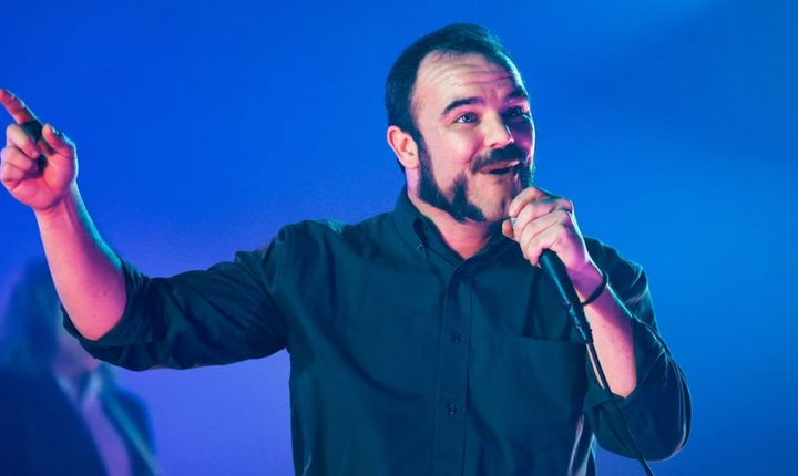 Future Islands Plot North American Fall Tour
