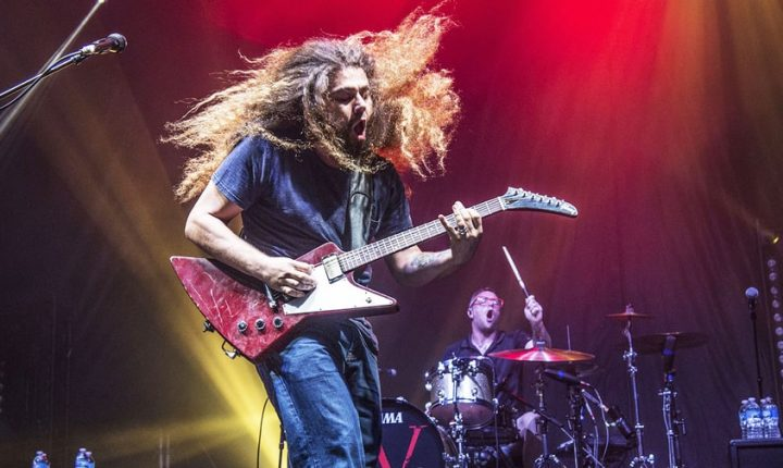 Hear Coheed and Cambria Tease New Prog Saga With 'The Dark Sentencer'