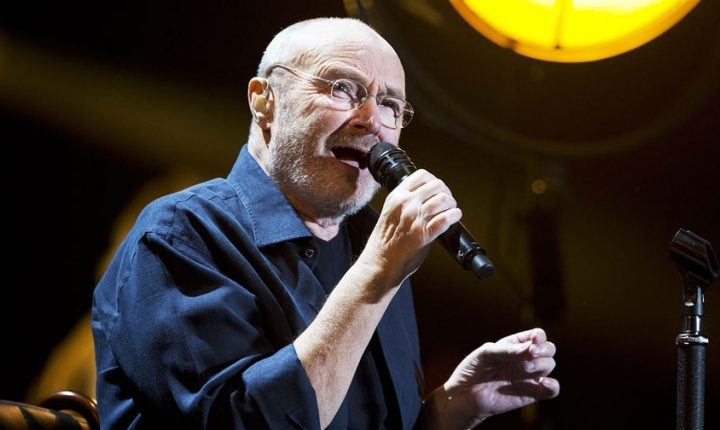 Phil Collins Plots First Major North American Tour in 12 Years