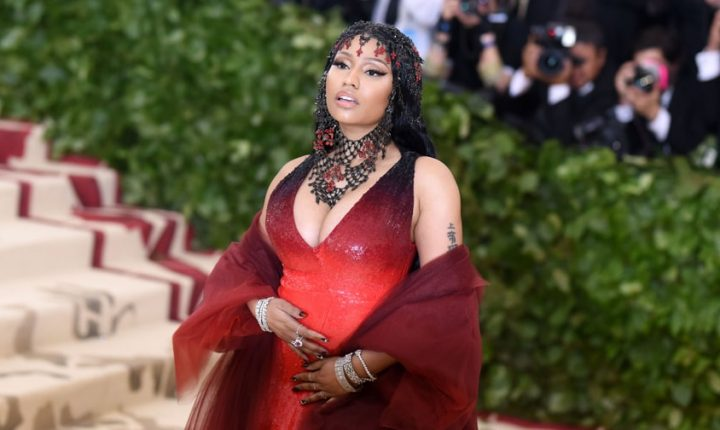 Nicki Minaj Announces New Album 'Queen'