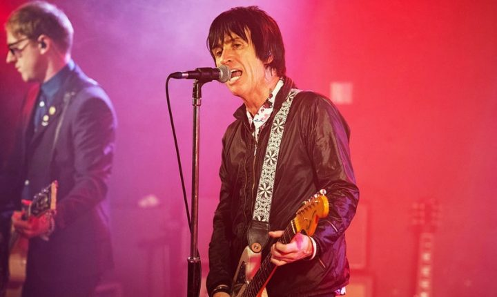 Johnny Marr Plots Fall Tour After New Solo Record
