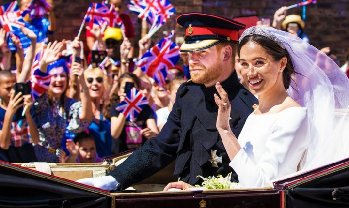 Inside 'The Royal Wedding: The Official Album' the Musical Document of Harry and Meghan's Nuptials