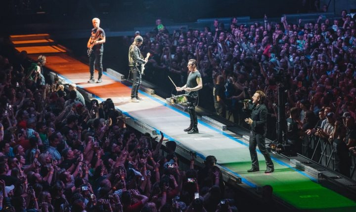 U2 Dig Deep at Transcendent 'Experience' Tour Opener in Tulsa