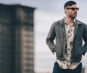 Hear New Songs from Wes Borland's Electronic Project Before Four-Hour Moogfest Set