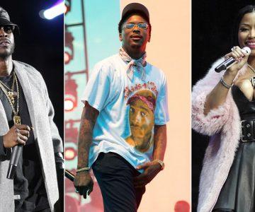 YG, Nicki Minaj, 2 Chainz, Big Sean Team on Summer-Ready Song 'Big Bank'