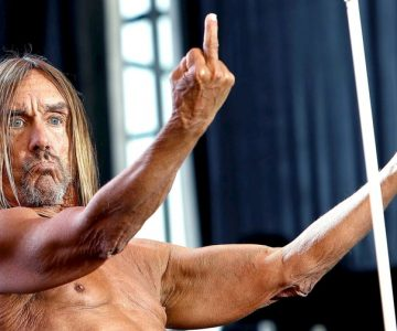 Iggy Pop Parses Friendship on Cinematic Underworld Collaboration
