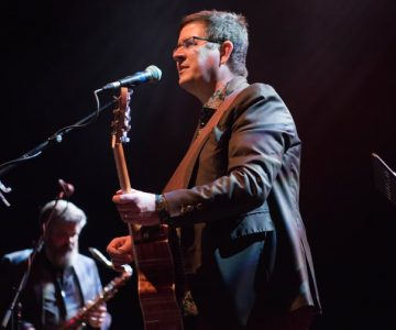 Hear the Mountain Goats' Long-Awaited Tribute to Wrestler Sasha Banks