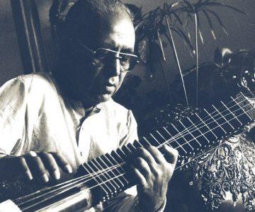 Ustad Zia Mohiuddin Dagar's 'Ragas Abhogi & Vardhani' Is a Deep Journey