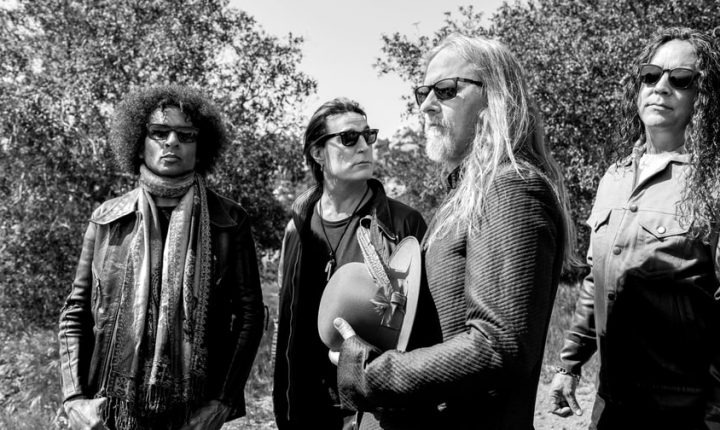 Alice in Chains Talk Honoring Seattle Comrades With New Album 'Rainier Fog'