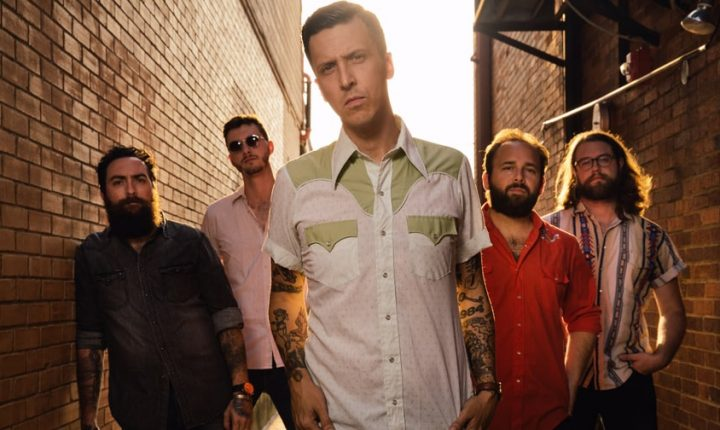 American Aquarium Tap Bewildered Post-Trump Rage on 'Things Change'