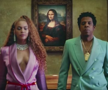 How Beyonce and Jay-Z Defy Western Art Tradition in 'Apeshit' Video