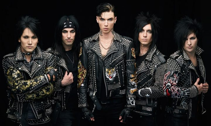Warped Tour Heroes Black Veil Brides Contemplate the End of an Era