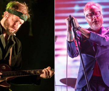 Bon Iver, The National Launch Free Online Music Platform People