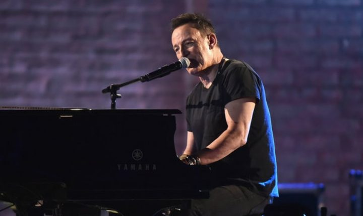 Bruce Springsteen Performs 'Your Hometown' at Tony Awards