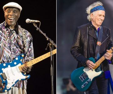 Buddy Guy Enlists Keith Richards, Jeff Beck for New Song 'Cognac'