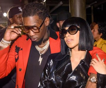 Cardi B: 'Invasion of Privacy' Title References Secret Marriage to Offset