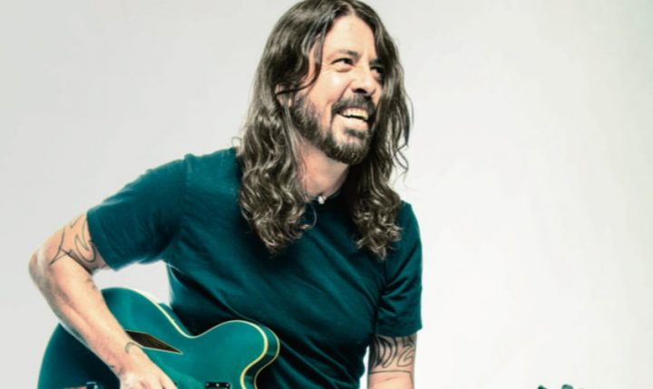 Dave Grohl on the Foos' Tour, Classic-Rock Retirements and Lost Nirvana Reunion Footage