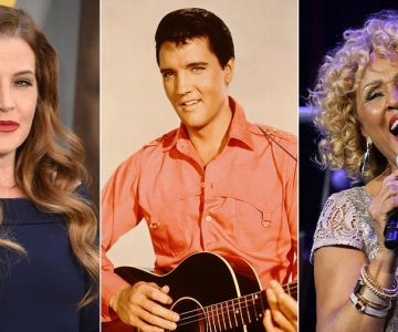 New Elvis Gospel Compilation Features Lisa Marie Presley, Darlene Love