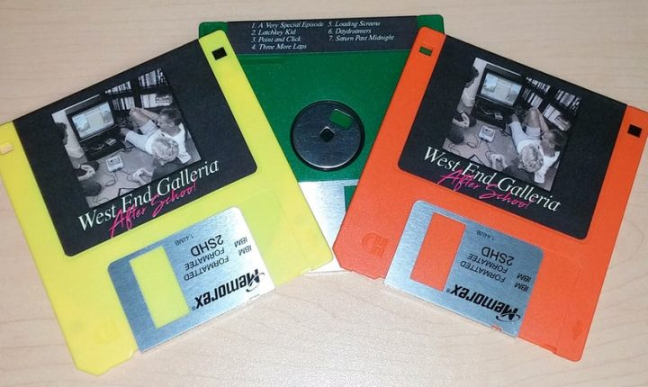 Revolution at 3.5″: Inside Vaporwave's Floppy Disk Micro-Boom