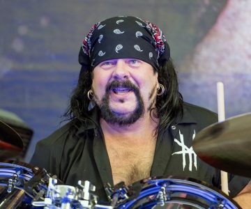 Vinnie Paul, Pantera Drummer and Co-Founder, Dead at 54
