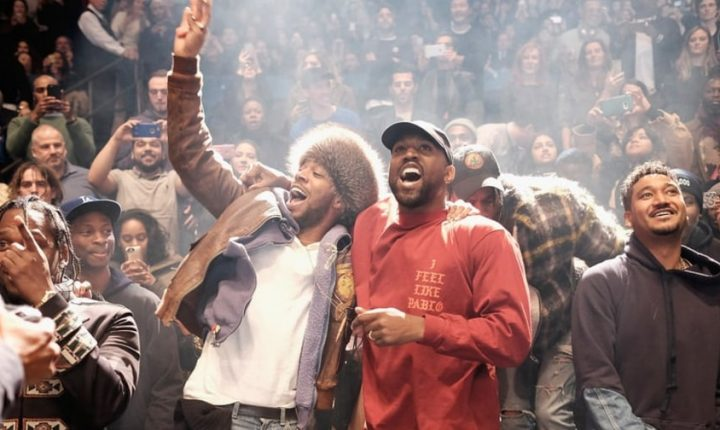 Kanye West and Kid Cudi Release Their Joint Album 'Kids See Ghosts'