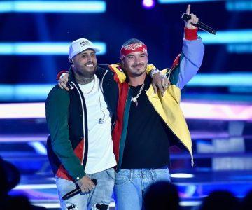 Hear Nicky Jam, J Balvin's Star-Studded 'X' Remix With Ozuna, Maluma