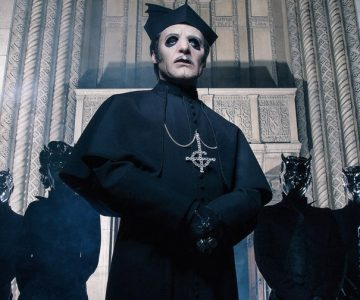 Review: Ghost Are Hard-Rock's Most Interesting Novelty on 'Prequelle'
