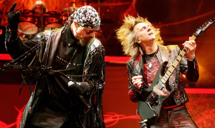 Judas Priest Launch Glenn Tipton Parkinson's Foundation to Honor Guitarist