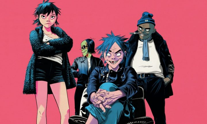 Review: Gorillaz' 'The Now Now' Is a Focused Call for Unity In Hard Times