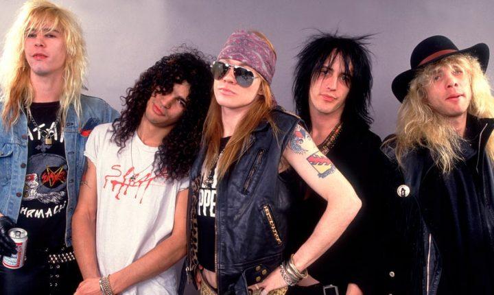 Review: Guns N' Roses' Epic, Excessive 'Appetite for Destruction: Super Deluxe Edition'