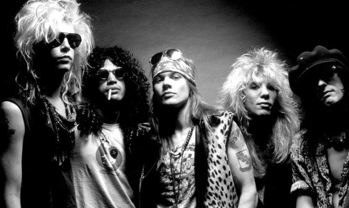 Guns N' Roses' Massive 'Appetite for Destruction' Box Set: A User's Guide