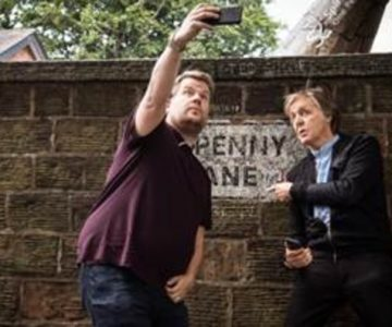 Paul McCartney Surprises Liverpool Pub With Live Show on 'Carpool Karaoke'
