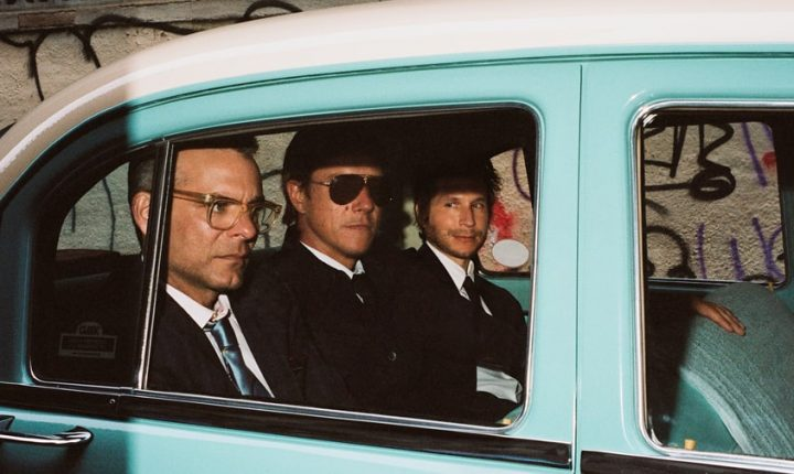 Interpol Preview New LP 'Marauder' With Searing Song 'The Rover'