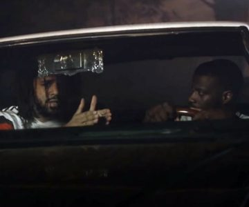 Watch Jay Rock, J. Cole's Anxiety-Inducing 'OSOM' Video