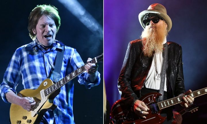 Hear John Fogerty, ZZ Top's Billy Gibbons Trade Licks on New Song 'Holy Grail'