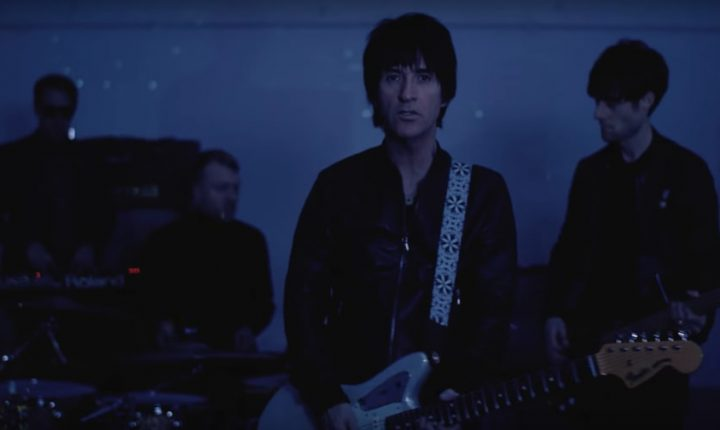 Watch Johnny Marr's Moody New 'Walk into the Sea' Video