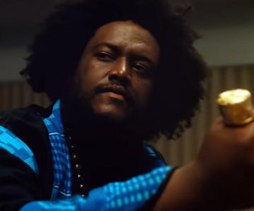 Kamasi Washington Ignites Arcade Showdown in 'Street Fighter Mas' Video