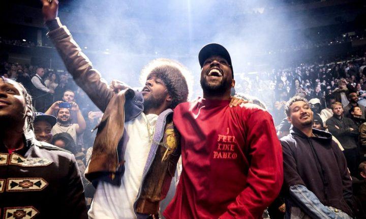 Review: Kanye West and Kid Cudi Brood Bravely on 'Kids See Ghosts' LP