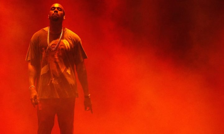 Inside Kanye West's Wyoming Listening Party