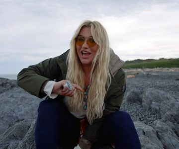 Kesha Plots 'Weird and Wonderful Rainbow Ride' Cruise