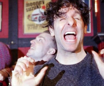 Watch Low Cut Connie's Goofy Bar Adventures in 'Hey! Little Child' Video