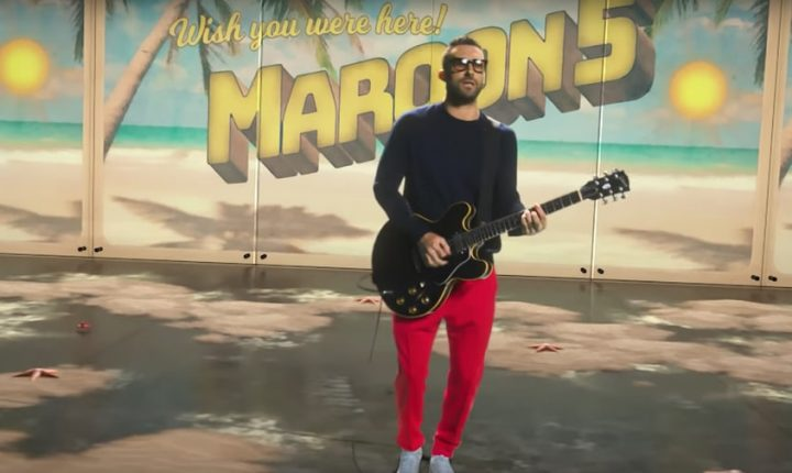 Watch Maroon 5's Video for Bob Marley Cover 'Three Little Birds'