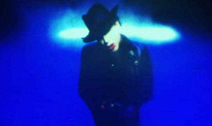 See Marilyn Manson Cover 'Lost Boys' Theme With 'Cry Little Sister' Video