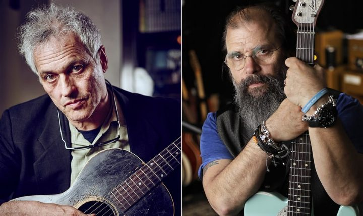 Marc Ribot, Steve Earle Protest Trump on New Song 'Srinivas'
