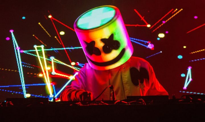 Review: Marshmello Can't Escape Monotony on 'Joyride II'