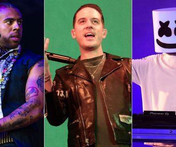 Hear Vic Mensa Pull Blistering 'Reverse' With G-Eazy, Marshmello