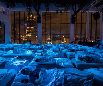 Composer Max Richter to Perform Overnight L.A. Concerts With 560 Beds